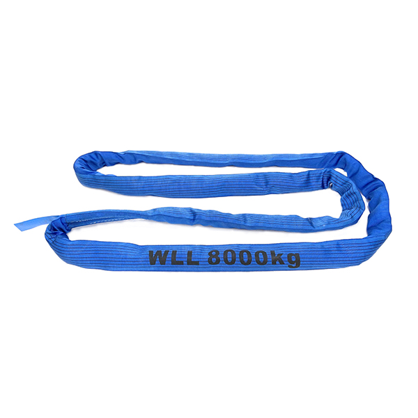 What is the difference between Round Sling and Webb Sling