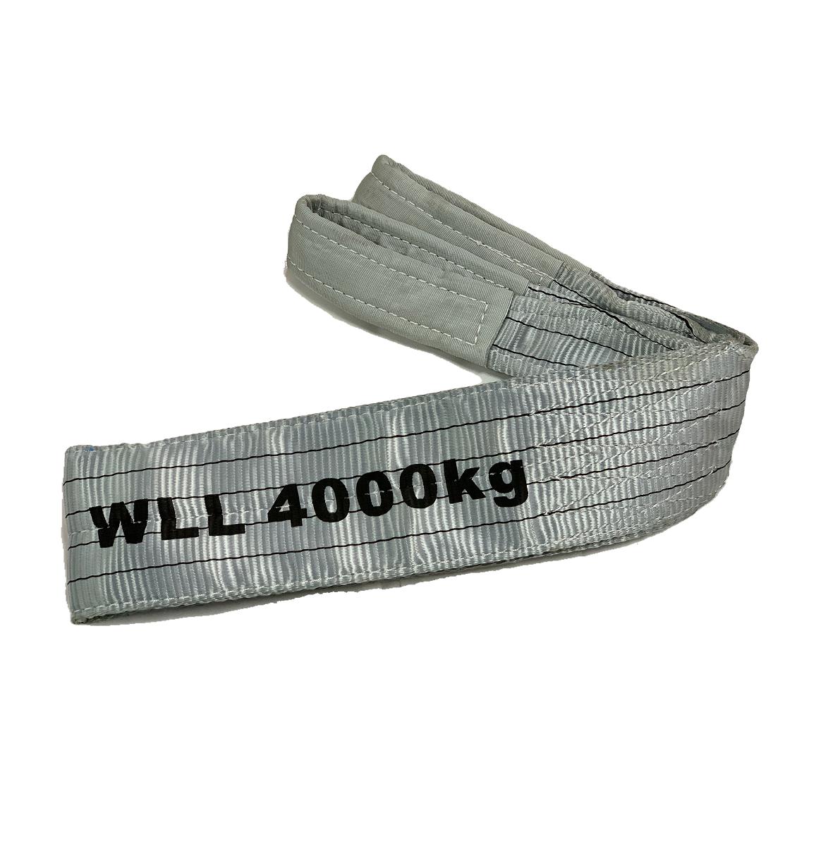 China Polyester Flat Webbing Slings