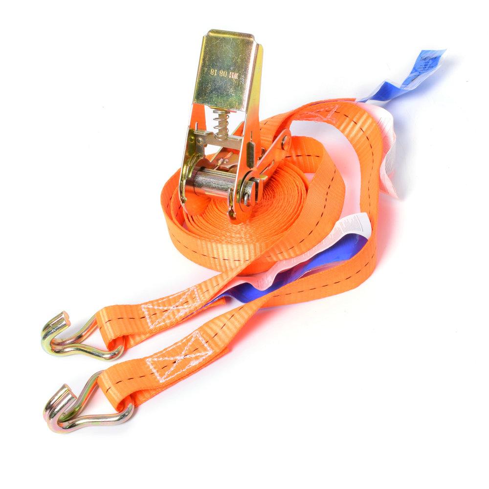 EN12195-2 STF 500dan Wholesale top produce ratchet tie down metal flat J hook